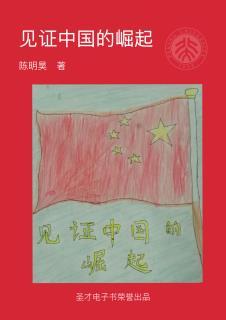 见证中国的崛起
